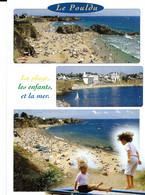 Le POULDU En CLOHARS - Multivues N°10186 YCA Caoudal éd. - Le Pouldu
