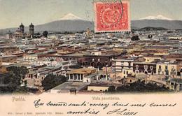 Mexico - PUEBLA, Vista Panoramica, 1906 - Mexique
