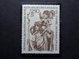 Österreich - Austriche - Austria  - 1975 - N° - 1474  -  Postfrisch -  MNH -  1975, 125 Jahre Denkmalpflege - 1971-80 Unused Stamps