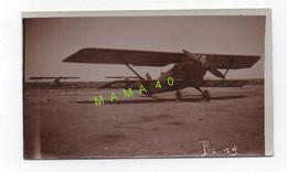 PHOTO ALBUMINE  - AVIATION - AVION - BREGUET 19 - Aviation