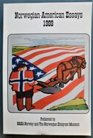 Norwegian-American Essays 1999 - United States