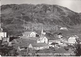 St Christoph Arlberg 1800 M Mit Galzigseilbahn - 864 - Austria - Unused - Unclassified