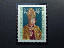 Österreich - Austriche - Austria  - 1975 - N° - 1487  -  Postfrisch -  MNH -    Europa 1975 - 1971-80 Unused Stamps