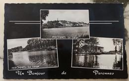 Un Bonjour De .Péronnes - Binche