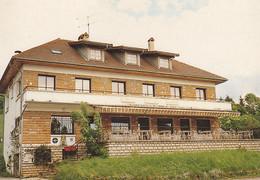 """39 - (Jura) -  CLAIRVAUX LES LACS - HOTEL-RESTAURANT """"LA CHAUMIERE"""" - Logis De France - Bord De Lac - Clairvaux Les Lacs"""