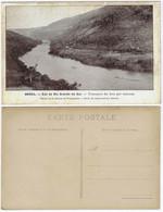 Brazil Rio Grande Do Sul 1910s Postcardtransport Of Wood By Rafts Editora Mission De Propagande Unused - Altri
