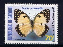 PMo - Djibouti N° 649** (cote 4.50) - Yibuti (1977-...)