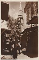 Lebanon Postcard Damas Street View WW2 1943 - Lebanon