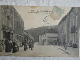 CPA DOULAINCOURT - 1905 (nom De Rue Illisible) - Doulaincourt