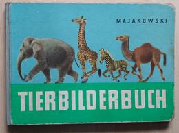 Picture Book, Tierbilderbuch  Majakowski Wladimir 1953 - Animaux