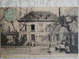 CPA DOULAINCOURT - L'Hôpital Pougny - 1906 - Doulaincourt