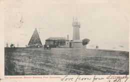South Africa Postcard Port Elizabeth Donkin Reserve Lighthouse - South Africa