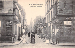 Paris XVI°  --   Rue Jean Bologne  --   Recto Verso - Arrondissement: 16