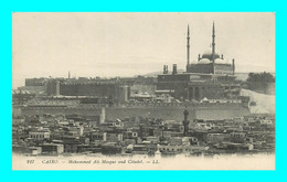 A937 / 143 Egypte CAIRO Mohammed Ali Mosque And Citadel - Unclassified