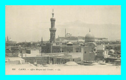 A937 / 187 Egypte CAIRO Affisa Mosque And Citadel - Unclassified