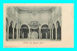 A937 / 211 Tunisie Patio De Kasar Said - Tunisia