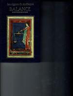 MICHELE CURCIO - LES SIGNES DU ZODIAQUE -BALANCE- COMME NEUF - Astronomie