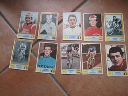 Figurine Edizioni Panini Modena ALBUM SPRINT 71 Ciclismo Bycicle N.10 Differenti Al Retro VALIDA Fiorenzo MAGNI Ecc. - Altri