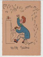 Illustrateur Dejoux - Récital Swing - Autres Illustrateurs