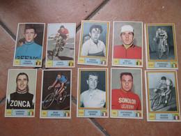 Figurine Edizioni Panini Modena ALBUM SPRINT 71 Ciclismo Bycicle N.10 Differenti Al Retro VALIDA Louison BOBET Ecc. - Altri