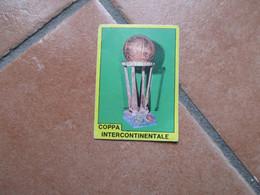 Figurine Edizioni Panini Modena ALBUM CALCIATORI 1966 1967 Coppa Intercontinentale - Altri