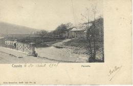 COUVIN : Pernelle ; Nels Série 103 N° 21 - Cachet De La Poste 1907 - Couvin