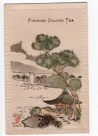 JAPAN  -  FORMOSA POLONG TEA - Unclassified