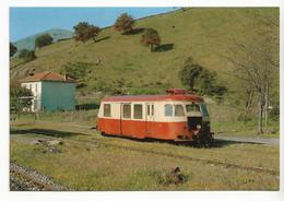 Chemins De Fer De La CORSE Train Autorail Billard Transformé - Non Classificati
