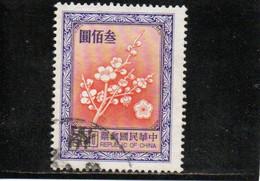 CHINE TAIWAN 1983 O - Usados