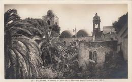 5021) PALERMO - Chiostro E Chiesa Di S. GIOVANNI Degli Eremiti - ALT !! - Palermo