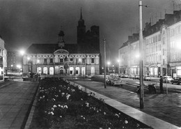 Trabant P 601,Skoda 1000 MB,Magdeburg,Blick Zum Rathaus, Gelaufen - PKW