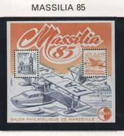 Bloc CNEP Massilia 1985 - Marseille - CNEP