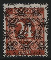 Bizone 1948 - Mi-Nr. 60 II ** - MNH - Netz - BPP-Signatur - Zona Anglo-Americana