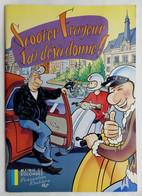 ALBUM BD PUBLICITAIRE SCOOTER FRAYEUR PREVENTION ROUTIERE COLOMBES Margerin Maester Savard Bravo - Non Classificati