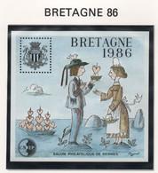Bloc CNEP Bretagne 1986 - Rennes - CNEP
