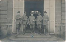 08 / Chatel-Chéhéry / Abbaye Notre-Dame De Chéhéry / 1917 / Fotokaart Met Mooie Feldpoststempels - Vouziers