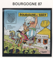 Bloc CNEP Bourgogne 1987 - Dijon - CNEP