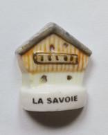 Fève Façade De Nos Régions La Savoie - Regiones