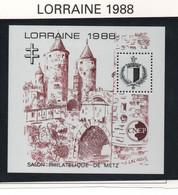 Bloc CNEP Lorraine 1988 - Metz - CNEP