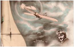 PEGOUD - Vol à L'envers - Aviatori