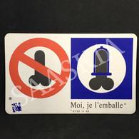 """#PUB11 - """" Moi, Je L'emballe """" - Préservatif - SNEG - Prévention Santé Publicité Maladie - Advertising"""