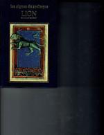 MICHELE CURCIO - LES SIGNES DU ZODIAQUE -LION- COMME NEUF - Astronomie