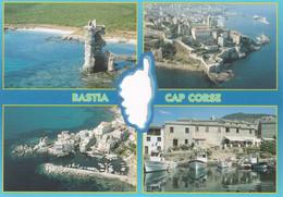 2B- Haute Corse - Cpm - Bastia - Cap Corse - Multivues 4 - Bastia