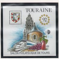 Lot Des 2 Blocs CNEP Touraine 1992 - Tours - CNEP