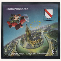 Bloc CNEP Europhilex 1993 - Strasbourg - CNEP