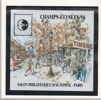 Bloc CNEP Champs-Elysées 1994 - Paris - CNEP