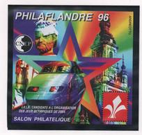 Bloc CNEP Philaflandre 1996 - Lille - CNEP
