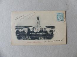 Vichy L'hôtel Dieu 1504 D'Erville - Vichy