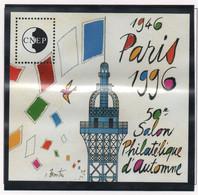 Bloc CNEP Paris 1996 - CNEP