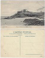 Brazil Bahia 1910s PostcardPonta De Monteserrate In Salvador Editor J. Mello Nº 3 Unused - Salvador De Bahia